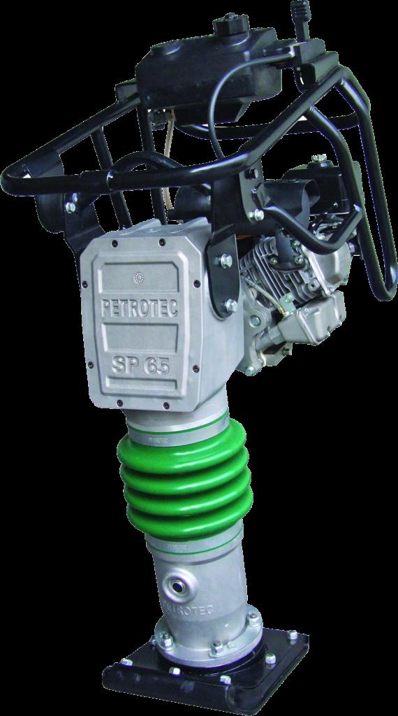 Compactador de Solo( Eletrico /Gasolina )